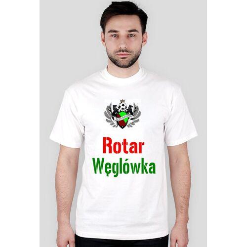 RotarWeglowka Koszulka kibica męska