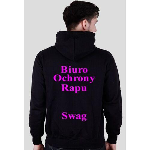 xddxdd Bluza biuro ochrony rapu    swag