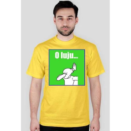 ikowshop Koszulka o luju...