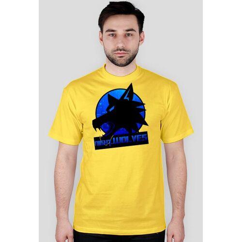 NightWolvese-Sport Koszulka ogólna , k. żółty