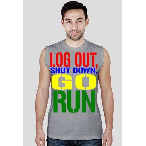 zdziennik Log out, shut down, go run