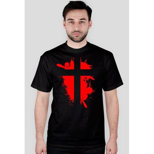 wiarainaczej Krzyż i farba