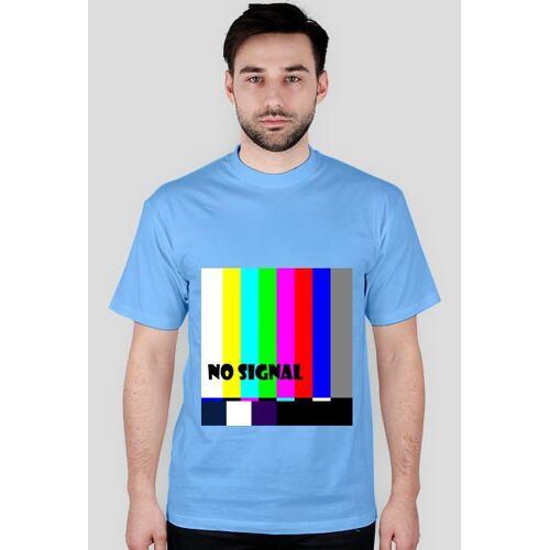 Bartchaps No signal- koszulka