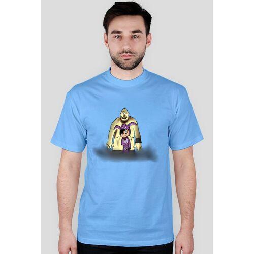 Jeffrey Outlastowy t-shirt