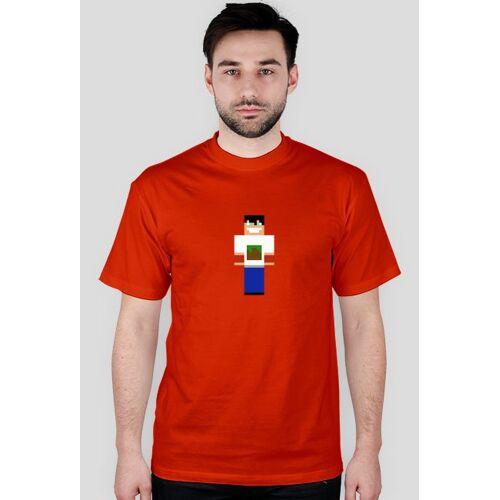 mcluksusowy Koszulka męska - logo mc