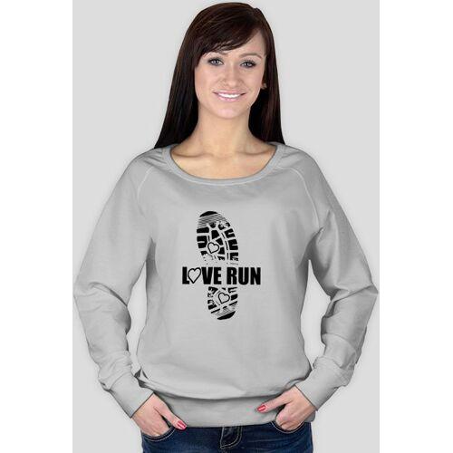 """Life-Fitness Bluzka damska """"love run"""""""
