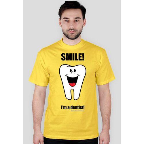 medycznezarciki Dentystyczna koszulka (m)