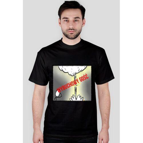 o_s_land Koszulka wybuchowy gość
