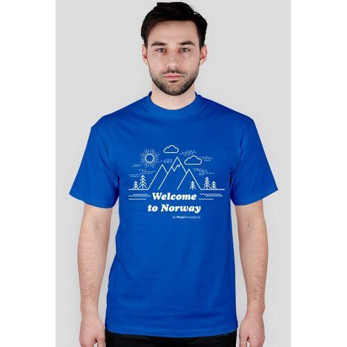 mojanorwegia Norwegia dream t-shirt