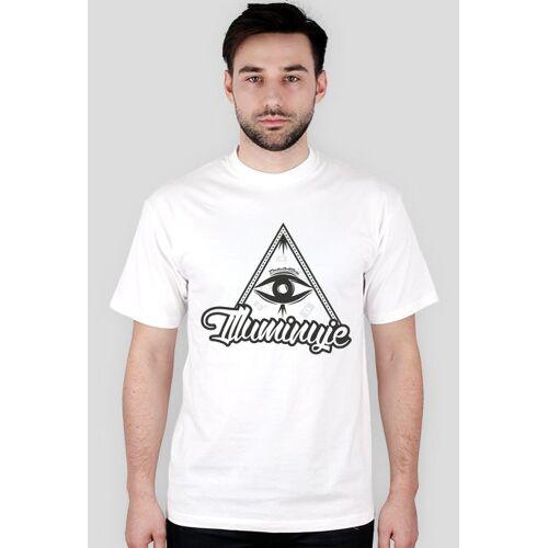 illumination Męska koszulka - illuminuje - sklep odzieżowy illumiantion wear
