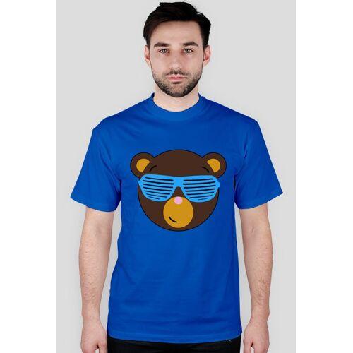 noszesie Bear blue glasses #3