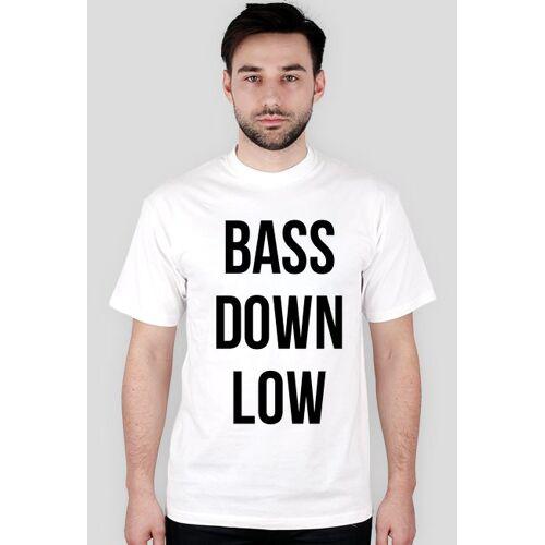 bezprzekazu Bass down low t-shirt