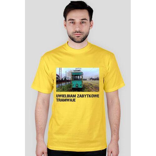 koszulki_mkm Koszulka zabytkowy tramwaj