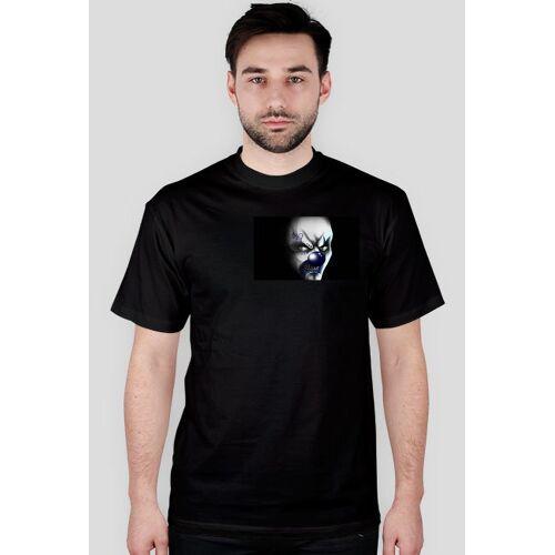 mandragora Straszny klaun t-shirt