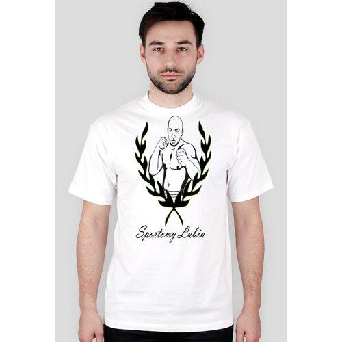 """sportowylubin T-shirt  """"sportowy lubin"""""""