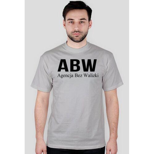 koszulkapolska Abw - agencja bez walizki