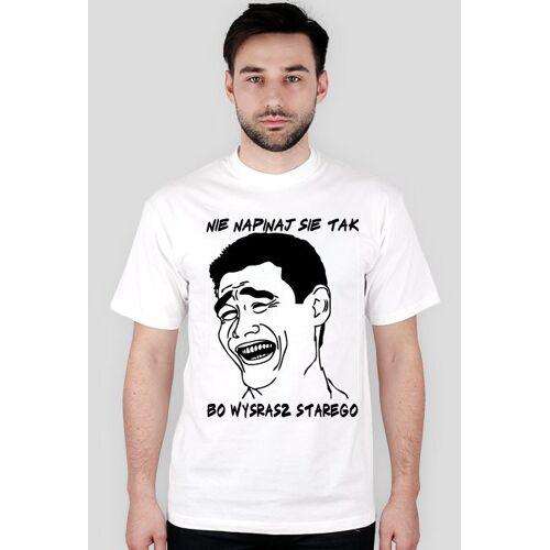 Michallospl Koszulka nie napinaj