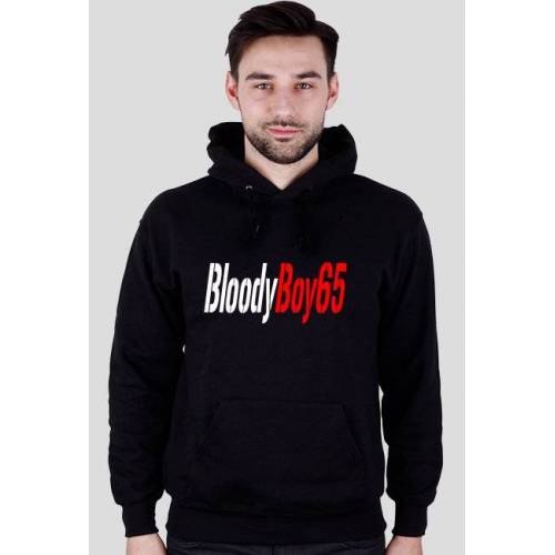 BloodyBoy65 Bluza z nadrukiem bloodyboy65