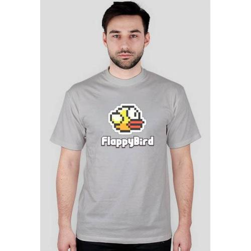 Skretchowany Flappy birdowe