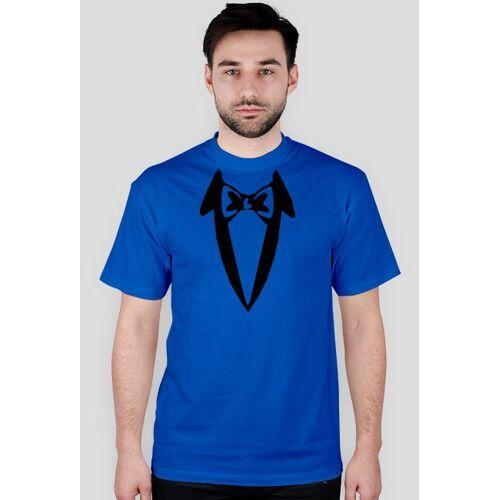 allk Koszulka męska garniturowa