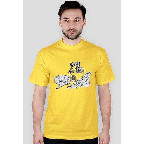 koszulkirowerowe Dh05 - koszulka rowerowa męska