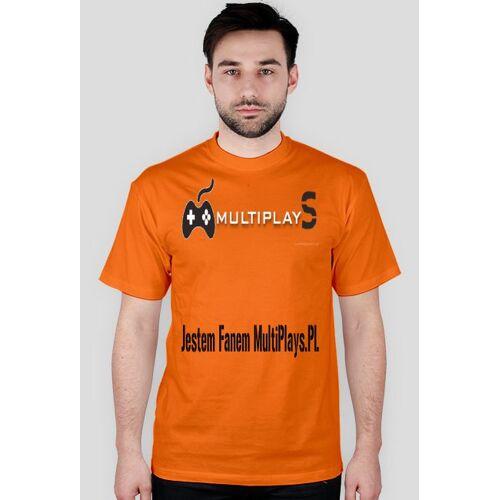 Multiplays Koszulka jestem fanem multiplays.pl
