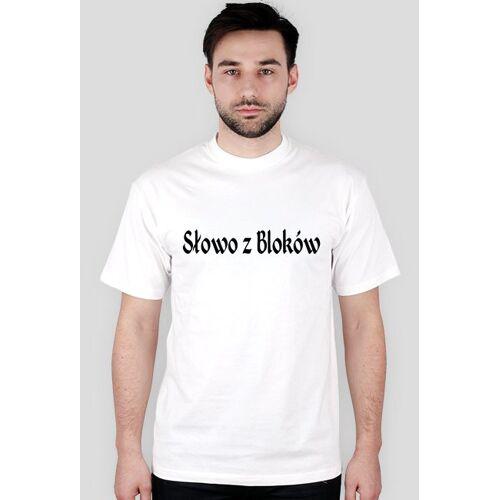slowozblokow Bluza słowo z bloków