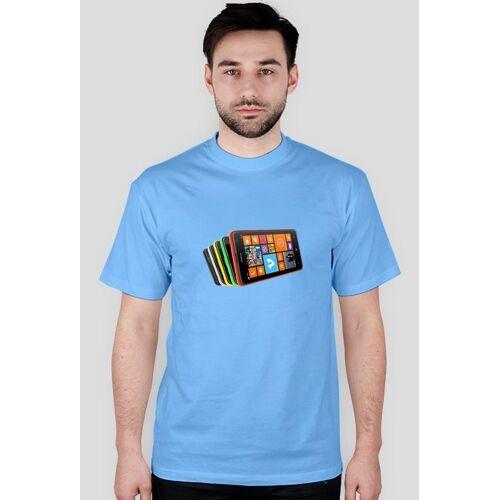 EstiGameplayy Nokia lumia 625 t-shirt