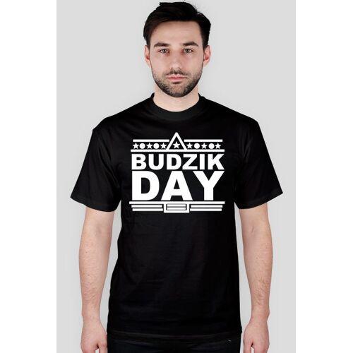 """BudzikWear Koszulka """"budzik day"""" męska"""