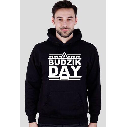 """BudzikWear Bluza """"budzik day"""" męska"""