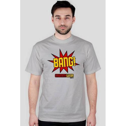 Crummy Bang!  crummywear'14