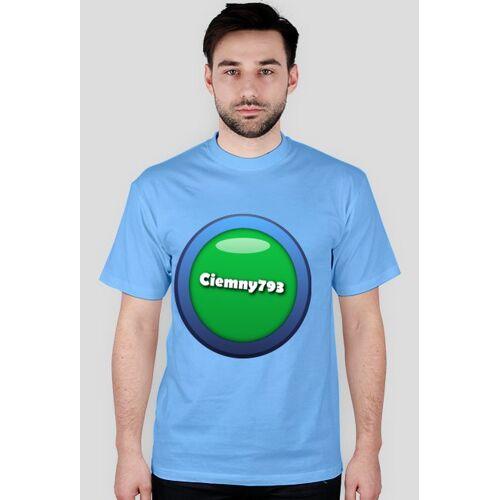 Ciemny793 Ciemne logo (koszulka)