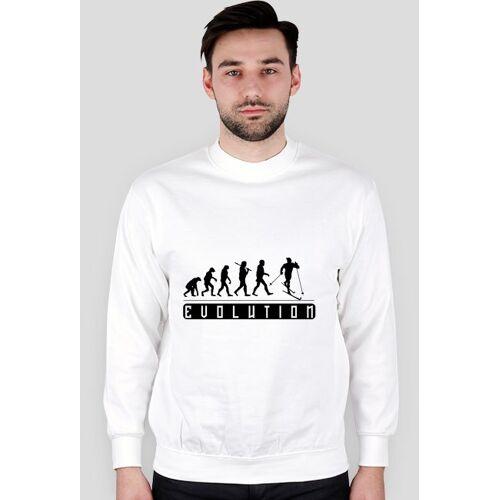 bieginarciarskie Evolution bluza sweter