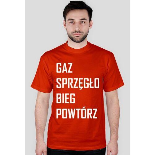 sportlife Gaz. sprzęgło. bieg. powtórz
