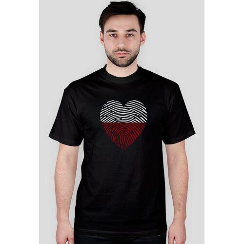 PolishPowerSklep Polska tożsamość, t-shirt czarny