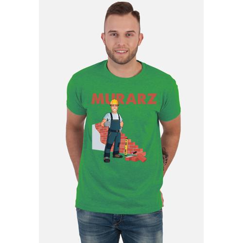 Murarz. koszulka dla murarza. prezent dla murarza