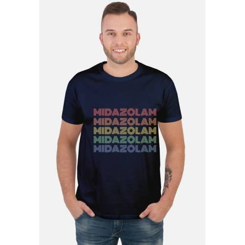 siostrabozenna Cukiereczki - koszulka męska
