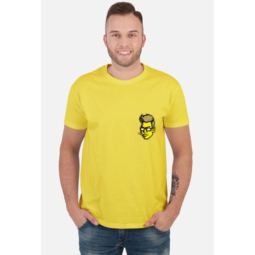 gamehause T-shirt męski xayoo znaczek