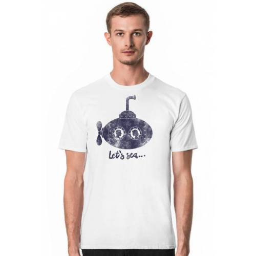 fishandships Koszulka łódź podwodna navy