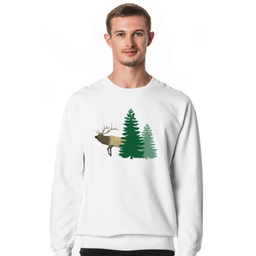 skleplesnika Bluza dla leśnika las