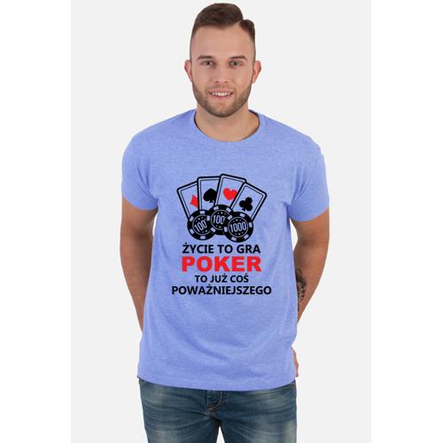 Pokerowiec Poker. poker texas holdem. prezent dla pokerzysty. gdzie grać w pokera. forum pokerowe