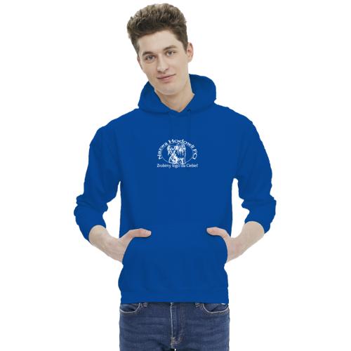 hodowcy Bluza męska z logo hodowli