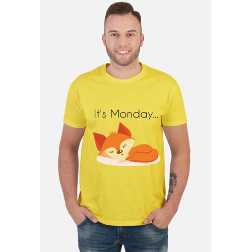 4gift Poniedziałkowa koszulka
