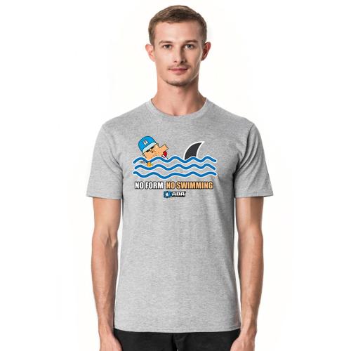naszepodworko Pływanie pływak forma rekin. pada