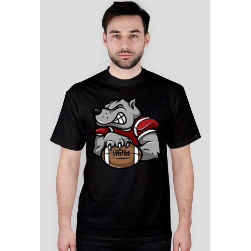 sportz Koszulka twardy gracz