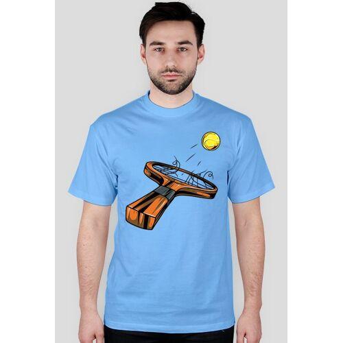 sportz Koszulka rakieta tenisowa