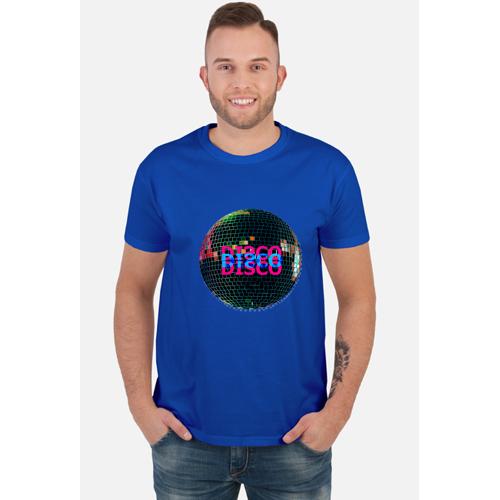 Vanava Disco ball męska koszulka