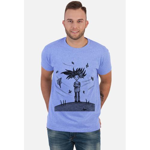 caltha Wietrzna - t-shirt męski