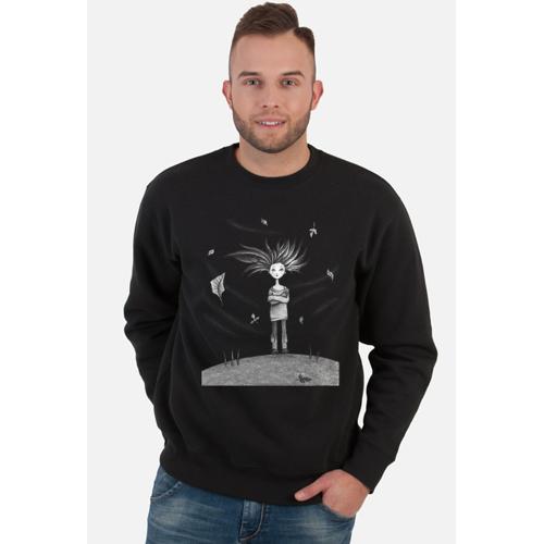 caltha Wietrzna - męska bluza