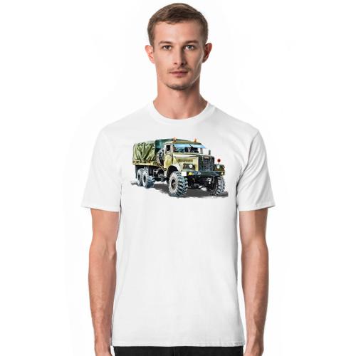 zbieramnaczolg Ciężarówka kraz 255b
